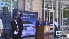 Sacramento se convierte en la primera ciudad con placas digitales para sus autos