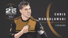 The 25 Greatest: Chris Wondowlowski una leyenda viviente que se consolida como la cara del gol