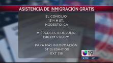 Asistencia gratuita de inmigración