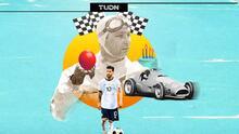 Fangio y Messi comparten más que el día de nacimiento