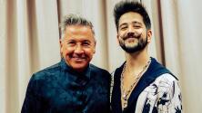 Ricardo Montaner conmueve con las palabras que le dedicó a su yerno Camilo en un concierto