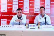 Pablo Guede es presentado como técnico del Necaxa