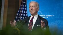 Biden anuncia recorte de 50% en emisiones de gases contaminantes en un plazo de 10 años