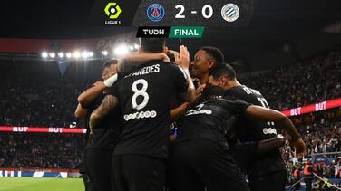 ¡Imparables! PSG gana sin Messi y aumenta su ventaja a 10 puntos