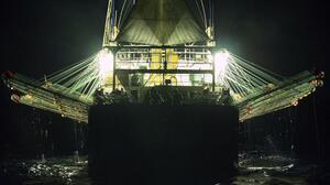 Cómo barcos chinos esquilman recursos marinos en América del Sur