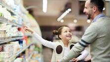 Aprendiendo a distinguir formas en el supermercado