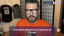 Javier Báez se mueve a los Mets de Nueva York