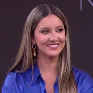 Daniella Álvarez cuenta qué tipo de juez será en Nuestra Belleza Latina y cómo el certamen la unió a Daniel Arenas
