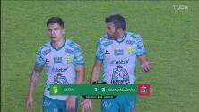Resumen | León 1-3 Chivas, dominan a la Fiera
