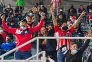 Con par de goles de Nico Ibáñez, San Luis sorprende a Mazatlán