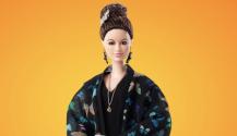 Esta querida escritora neoyorquina de padres dominicanos tiene su propia Barbie