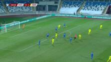 Zurdazo de Isak y Suecia ya gana 0-2 en Kosovo