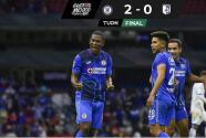 ¡Regresa la confianza! Cruz Azul derrota 2-0 a Querétaro en casa