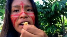 Esta joven indígena se convirtió en famosa en TikTok con millones de seguidores mostrando sus tradiciones