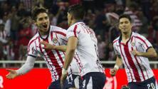 Chivas comanda la tabla general del Clausura 2019