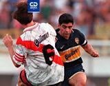 Los mejores cinco goles que le metió Diego Maradona a River Plate