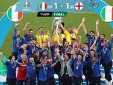 ¡Gladiatori del colosseo inglese! Italia es campeón de la Euro 2020