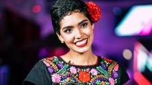 """""""Esto nos puede cambiar la vida"""", Andrea Bazarte le demuestra a El Dasa su talento y amor por México"""