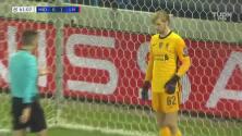 ¿Se confió el Liverpool? Scholz lo empató para el FC Midtjylland.