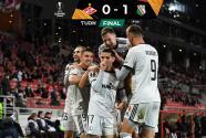 Legia Varsovia sorprendió al Spartak Moscú con agónico gol