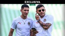 """Alexis Vega: """"Es el América, no vamos contra un Bayern o Real Madrid"""""""