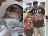 """""""Gracias por sus oraciones"""": menor sobrevive a tiroteo en la vía, pero aún no sabe que su papá murió por un caso de furia al volante"""