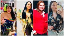 Estos famosos sorprendieron al bajar de peso, así lucen tras su drástica transformación