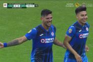¡Sella el triunfo! Lucas Passerini marca el 2-0 por la vía penalti