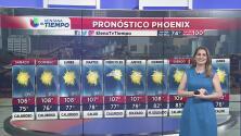 Temperaturas superiores a los 105 grados en Phoenix