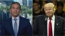 Antonio Villagairosa: 'trabajaría con Trump cuando sea necesario pero que enfrentaría una política antiinmigrante'
