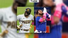 Guerrero Jr y Fernando Tatis están listos para el All Star Game de la MLB