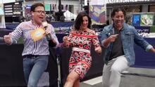 """¡Viva Broadway!"": Raúl González se emocionó por la histórica reapertura del telón en La Gran Manzana"