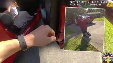 (VIDEO) Policía rescata a niña de 6 años que estaba atada mientras intentaban secuestrarla