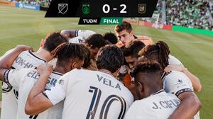LAFC derrota a Austin FC con partido redondo de Carlos Vela