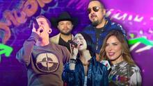 Los Aguilar, Guaynaa, Gloria Trevi y más artistas desde los ensayos de Premios Juventud