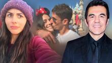 Zuria Vega celebra 8 años de amor con Alberto Guerra y su 'excuñado' Adrián Uribe reacciona