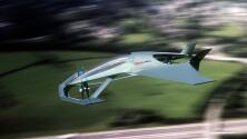 ¿Será este el primer auto volador de súper lujo?
