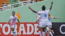Estados Unidos golea al Tri Femenil en la final Sub-20