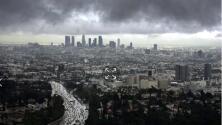 Fuertes lluvias y condiciones adversas este viernes en todo el sur de California
