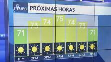 Se pronostica una noche de lunes seca y fresca en Los Ángeles
