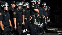 Investigan a 65 policías de Nueva York por denuncias de mala conducta durante protestas de Black Lives Matter