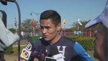 """Andy Najar a su regreso a la selección de Honduras: """"Venimos con todo y queremos ganar"""""""