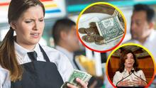Trabajadores de propina de Nueva York piden a la gobernadora un aumento salarial