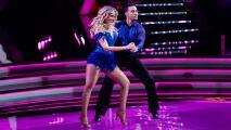 De la pasarela a la pista: Aleyda Ortiz baila merengue en su segunda participación en Mira Quién Baila 2021