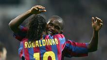 La noche que el Bernabéu se rindió ante Ronaldinho