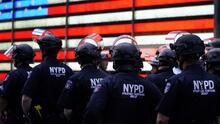 Candidatos a la Alcaldía de Nueva York explican cómo manejarían críticas a los policías durante protestas