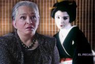 Ana Martin cuenta por qué le llevó 2 años prepararse para la telenovela 'El pecado de Oyuki'