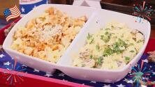 Descubre 4 nuevas formas de preparar macaroni and cheese para celebrar el 4 de julio