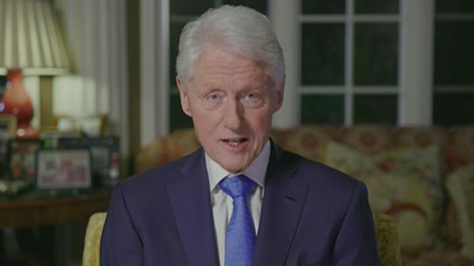 Crece la expectativa por el estado de salud de Bill Clinton: Esto es lo que se sabe de la sepsis que padece