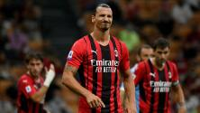 ¡No Ibra, no party! Milan pierde a Zlatan ante el Liverpool